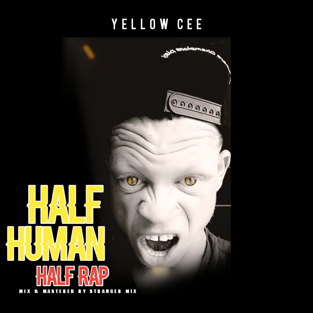 DOWNLOAD MP3 Yellow cee - Half Human Half Rap