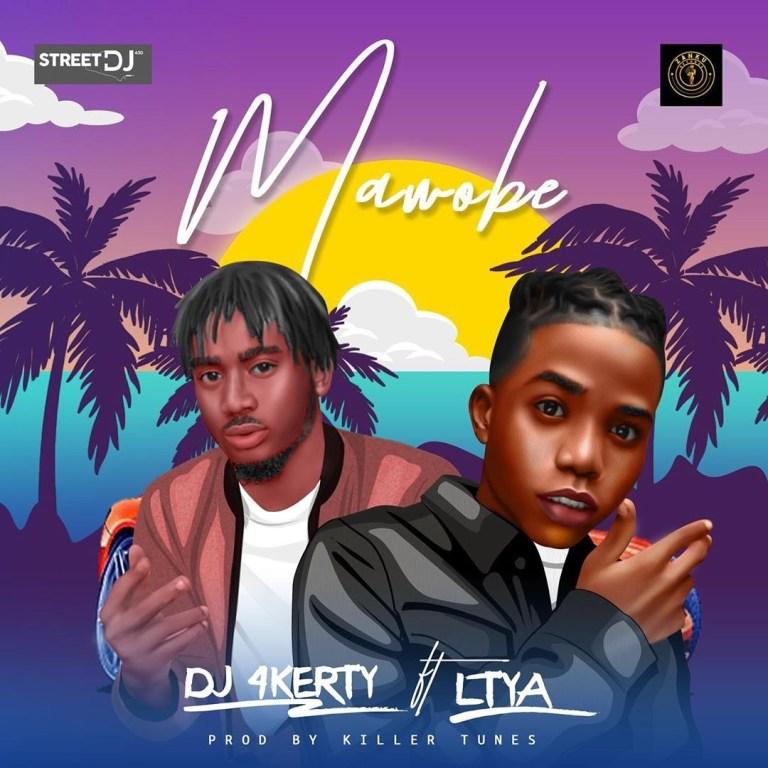 DOWNLOAD MP3 DJ 4KERTY FT. LYTA - MAWOBE