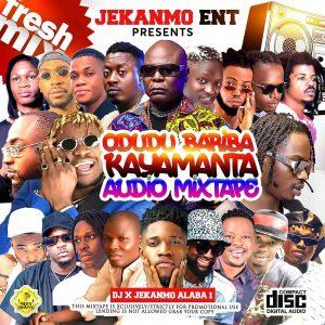 Dj X Jekanmo – Kayamanta Mixtape