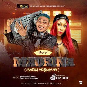 DJ OP Dot – Best Of Madrina