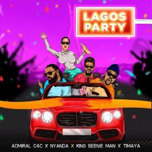 Timaya X Admiral C4C – Lagos Party