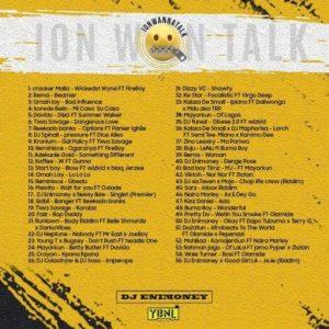 Dj Mix: DJ Enimoney – Ion Wanna Talk (Mix)
