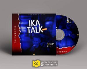 D top - Ika Talk Chenking Part 8