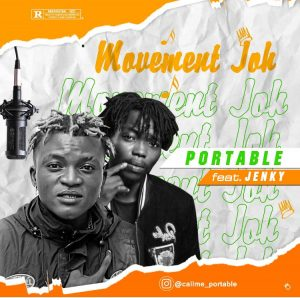 Portable Ft Jenky – African Movement