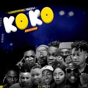 Dj Shizzy – Koko mixtape