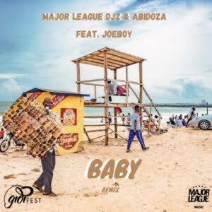 Joeboy – Baby (Amapiano Remix)