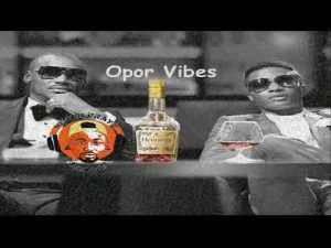 2baba X Wizkid X Afrobeat - Opor Vibes ( Prod. By. Kelvin Drayz)