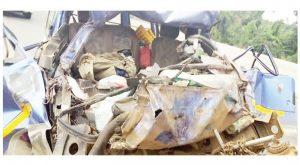 One Dead, Two Injured In Lagos-Ibadan Expressway Crash