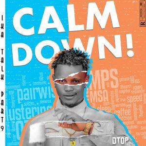 D Top - Ika Talk Part9 Calm Down!