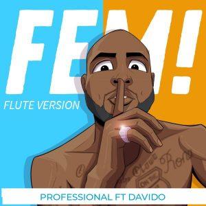 Professional_ft_Davido FEM Flute Version Instrumental