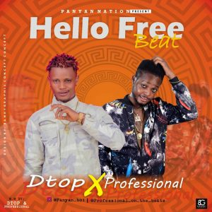 Dtop Ft. Professional - Hello Free Beat