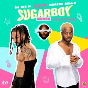 Minjin  ft. Korede x Dj Big N__- Sugarboy (Remix)