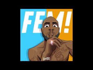 Davido – FEM! (Free Beat by Sylaz)