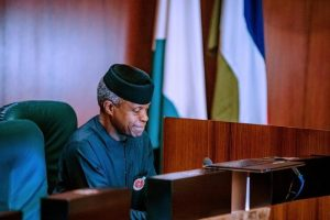 """""""Federal Government Will Get Justice For Nigerian Traders In Ghana"""" – Osinbajo"""