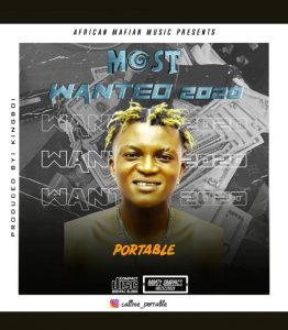 Portable - Mostwanted