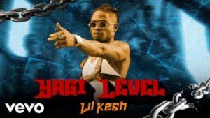 VIDEO: Lil Kesh Yagi Level