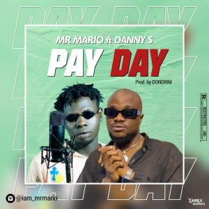 Mr Mario ft Danny s - Pay Day