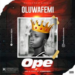 Oluwafemi - Ope