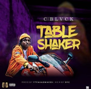 C black – Table Shaker