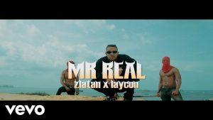 VIDEO : Mr Real ft. Laycon & Zlatan – Baba Fela (Remix)