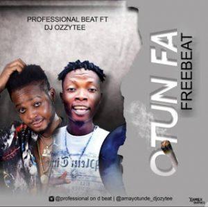 Professional Beatz  Ft Dj Ozzytee - Otun Fa Beat