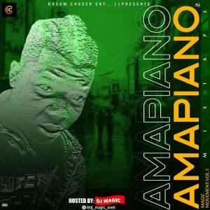 Dj Magic - Amapiano Vol 1