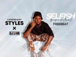 Freebeat: Legendary Styles Selfish Instrumental (Prod by DJ Lami)