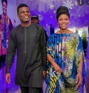 Gospel Artiste, Shola Allyson Shares Rare Photo of her Husband as she Celebrates Him
