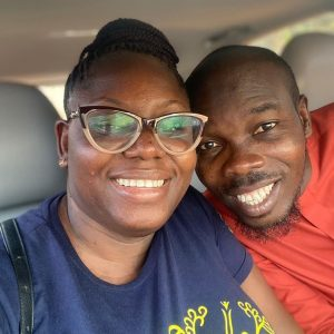 Yoruba Actor, Olatayo Amokade Ijebu's Wife Celebrates Him As He won the Comic Actor of the Year At The Golden Star Awards (video)